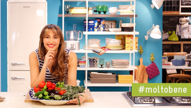 """Benedetta Parodi regina dei fornelli in Tv, a settembre riparte """"Bake Off Italia"""" /FOTO"""