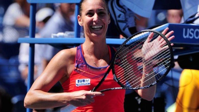 Tennis, Us Open: la Pennetta approda agli ottavi, Errani eliminata da Stosur