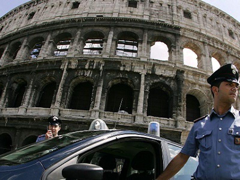 rischio attentati, italia, dipartimento pubblica sicurezza, rischio attentat, richiamo livello nazionale, obiettivi sensibili