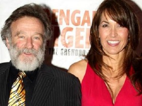 robin williams parkinson, robin williams aveva il parkinson, susan schneider, moglie williams parkinson, morbo di parkinson,