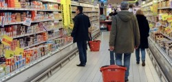supermercato, spesa, istat, consumi, fiducia consumatori, codacons, crisi, istat agosto