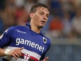 Gabbiadini, Serie A, seconda giornata di Serie A, calcio, Sampdoria-Torino, risultato Sampdoria-Torino, Sampdoria, Torino