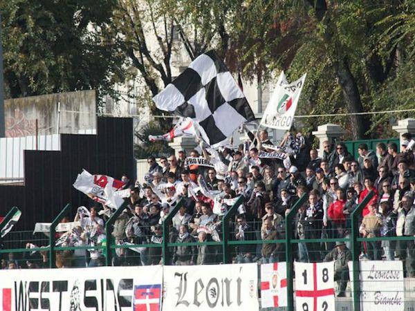 Serie B, Pro Vercelli – Pescara: posticipata