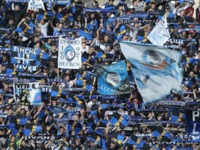 Atalanta, Serie A, Atalanta-Parma, beneficienza tifosi atalanta, alluvione Genova, alluvione Parma
