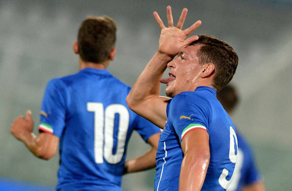"""Nazionale, Belotti: """"Occasione importante per me, ringrazio Ventura"""""""
