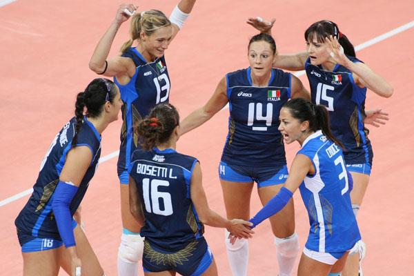 Volley, Mondiali femminili: Italia in grande spolvero con la Croazia (3-0)