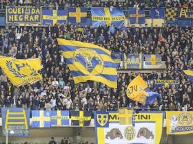 Verona, Serie A, calcio, Verona-Milan, Verona, razzismo, squalifica curva del Verona, squalifica curva sud Bentegodi