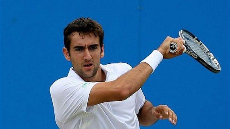 US Open, avanzano Cilic e Zverev. Sharapova elimina Halep