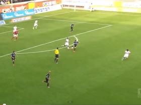 Padeborn, Stoppelkamp, gol da ottanta metri, gol da 83 metri, super gol, Bundesliga, grande gol in Bundesliga