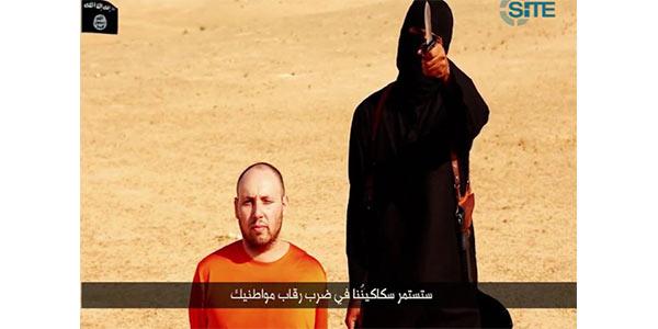 Decapitato il giornalista Steven Sotloff /VIDEO | L'Isis lancia la nuova sfida all'America