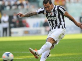 Tevez, Juventus-Udinese, Serie A