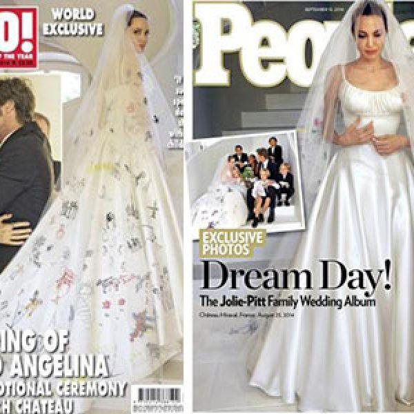Aspetti JolieIl Angelina Di Sposa Non L'originale Da Si24 Abito Ti Dettaglio Che OTXPuZik
