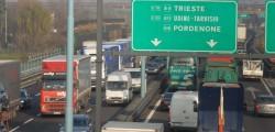 a4, autostrada, contromano in autostrada