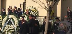 funerali bambini morti per esplosione vulcanello ad aragona