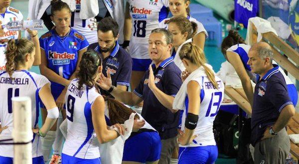 Volley, Mondiali femminili: anche l'Argentina è ko (3-0), Italia a punteggio pieno
