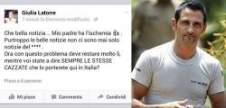 giulia-latorre-mio-padre-ha-un-ischemia-italia-merda-facebook-ira-di-giulia