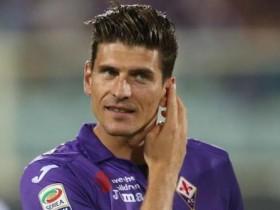 Gomez, infortunio Gomez, Mario Gomez, Fiorentina, Serie A, calcio, Gomez fiorentina
