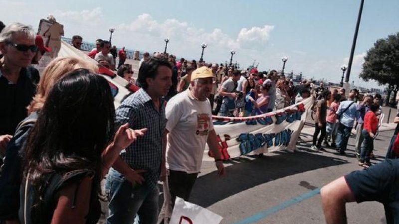 Esuberi Ilva, a Taranto e Genova si sciopera | Calenda annulla  il tavolo con Arcelor Mittal