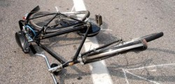 incidente-bici, roma