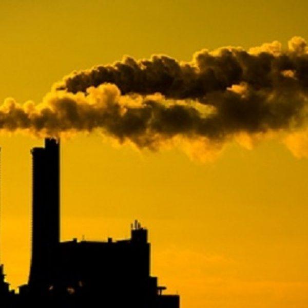 Allarme clima, record di CO2 nel 2017