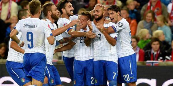 L'Italia vince e convince anche in Norvegia. Zaza e Bonucci a segno per il 2-0 finale