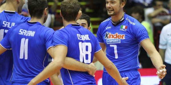 World League Volley: Italia, con il Brasile colpo a 4,20