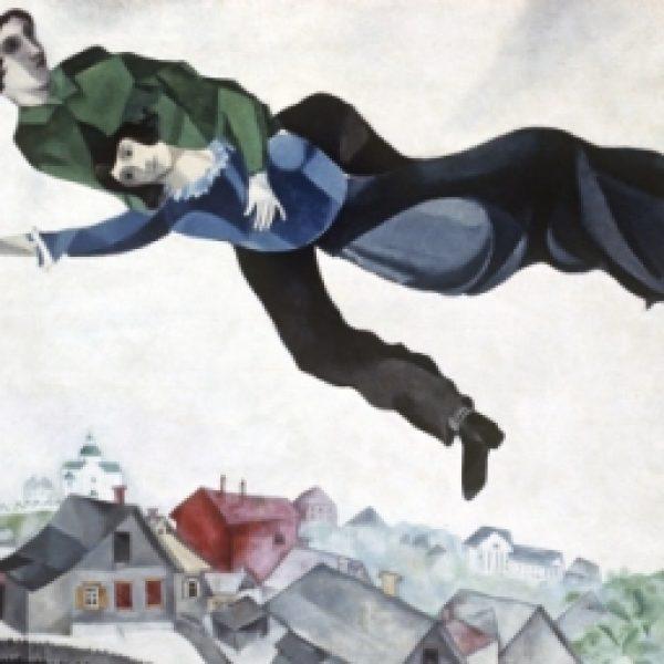 marc chagall a milano, marc chagall, artista russo, pittore russo, sanpietroburgo, mostra chagall a milano, più grande esposizione di chagall a milano, fino al primo febbreio mostra di chagall, quanto costa il biglietto della mostra di chagall, palazzo reale, piazza duomo milano