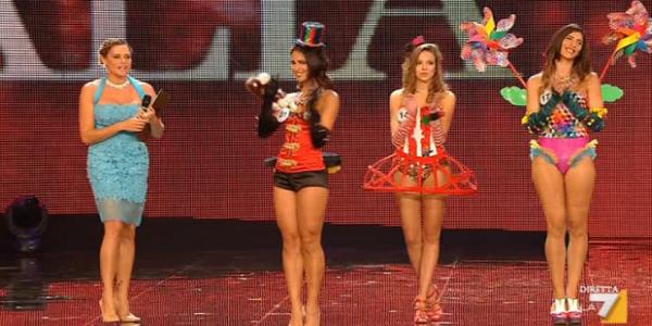 "Miss Italia finisce qui, parola di Darwin | Dalle scimmie in calore al gel sulle ""zampe"""