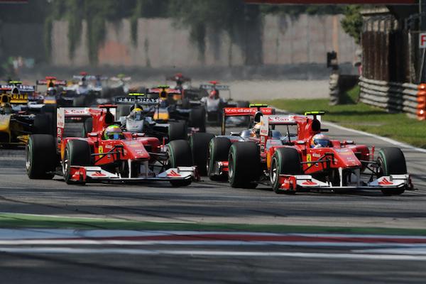 Formula 1, Monza: Rosberg domina il gp d'Italia | Vettel chiude terzo, Raikkonen quarto