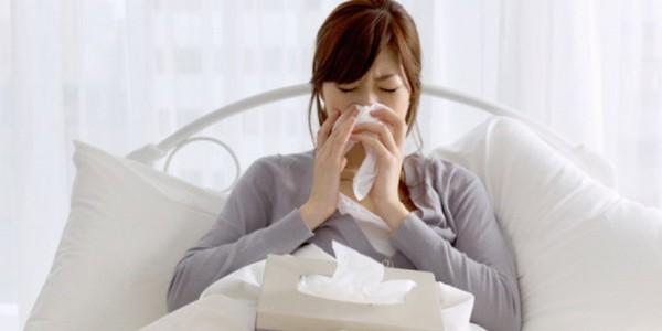 a novembre arriva l'influenza a letto circa 4 milioni di persone