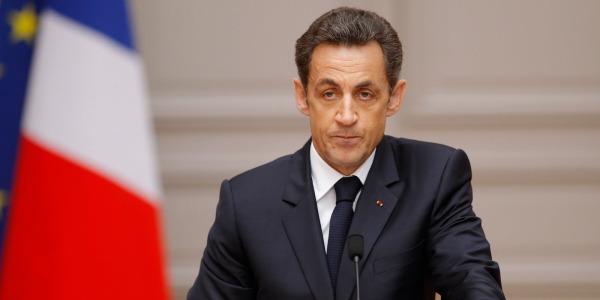 Francia, fermato Nicolas Sarkozy