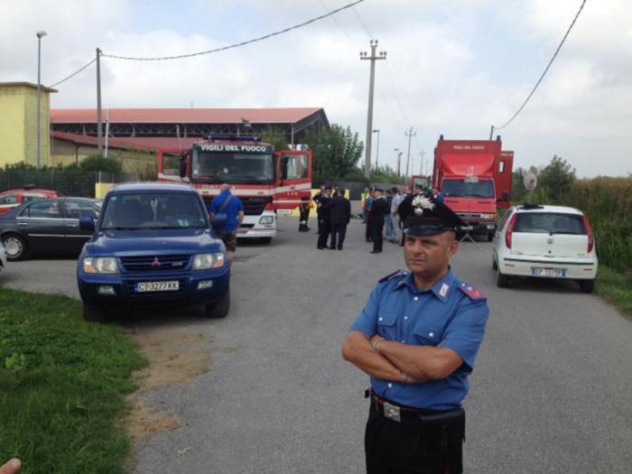 Rovigo scoppia una cisterna quattro morti le vittime for Berti arredamenti adria