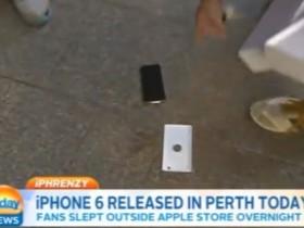 perth compra iphone 6 cade appena comprato