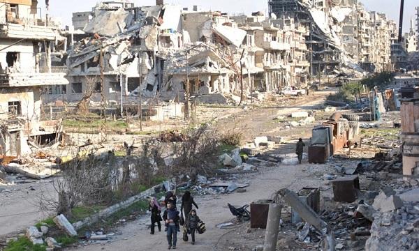 Siria, raid su un mercato di Damasco | Muoiono 58 persone, oltre 200 feriti