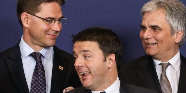 abolizione equitalia, bruxelles, Equitalia, intervista renzi, intervista Renzi Rtl, manovra, manovra Equitalia, Manovra Renzi, Matteo Renzi, osservazioni Ue manovra, Renzi