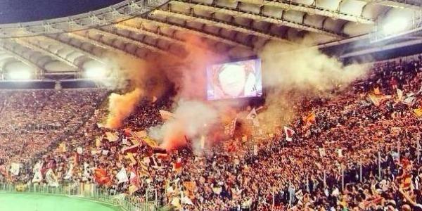 É la Roma l'anti-Juve: battuto il Milan (1 – 0). Decide il gol di Nainggolan, infortunio per Peres