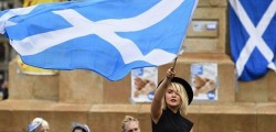 scozia, referendum indipendenza scozia, scozia referendum indipendenza, scozia gran bretagna, nuova bandiera della scozia, union jack, scozia voto indipendenza