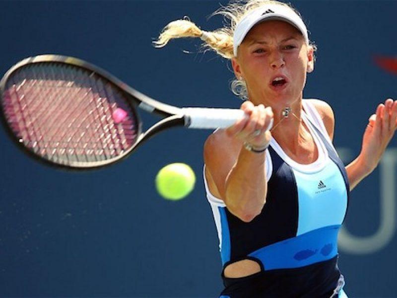 caroline Wozniacki, US Open, tennis, Wozniacki in finale, Wozniacki-Peng