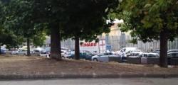 PALERMO FALSO ALLARME BOMBA CARCERE UCCIARDONE TRAFFICO VIA FRANCESCO CRISPI