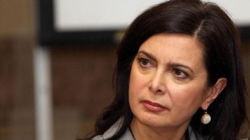 La Boldrini annuncia l'adesione a 'Liberi e Uguali'  