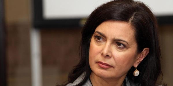 La Boldrini annuncia l'adesione a 'Liberi e Uguali' |
