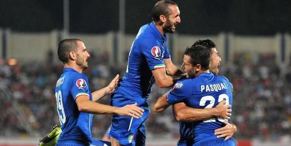 "L'Italia vince ma non convince: 0-1 a Malta <u><b><font color=""#343A90"">FT</font></u></b>. Decide Pellè, prova opaca degli azzurri"