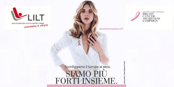Cancro al seno, ottobre è il mese della prevenzione | Via alla XXII edizione della campagna Nastro Rosa
