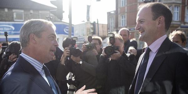 Gb, Douglas Carswell vince a Westminster | L'Ukip entra al Parlamento britannico