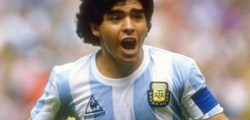 maradona, Diego Armando Maradona, compleanno Maradona, Maradona fa 54 anni, calcio, Napoli