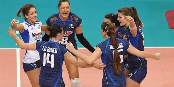 italia russia volley femminile oggi - photo #11