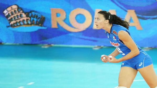 Volley, Mondiale femminile: l'Italia riparte bene, Azerbaijan sconfitto 3-1