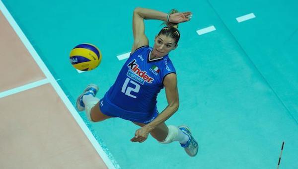 Volley, Mondiali femminili: Italia super anche con il Giappone (3-0). Si va alla Final Six