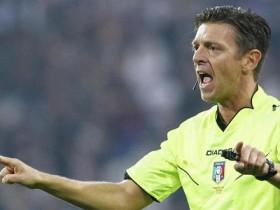 arbitro-rocchi-juventus-roma, Rocchi chiede scusa, mea culpa Rocchi