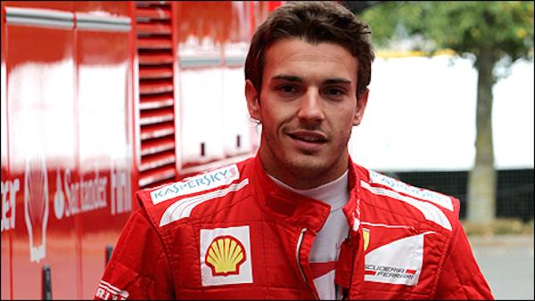 Chi è Jules Bianchi, il pilota scuola Ferrari che lotta per la vita
